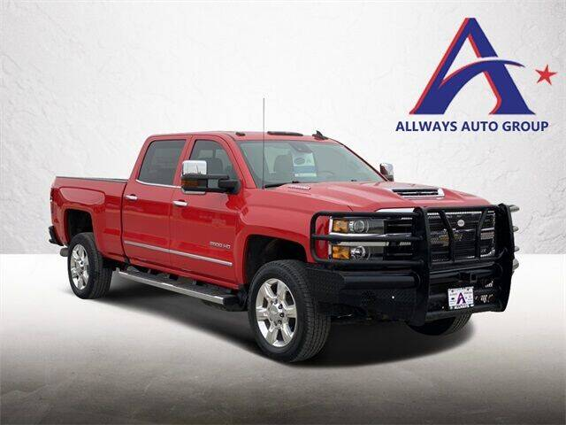2019 Chevrolet Silverado 2500HD for sale at ATASCOSA CHRYSLER DODGE JEEP RAM in Pleasanton TX
