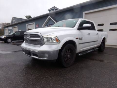 2015 RAM Ram Pickup 1500 for sale at Pool Auto Sales Inc in Spencerport NY