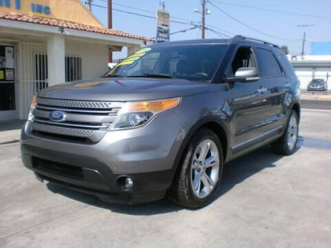 2014 Ford Explorer for sale at Williams Auto Mart Inc in Pacoima CA