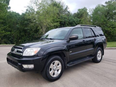2005 Toyota 4Runner for sale at Houston Auto Preowned in Houston TX