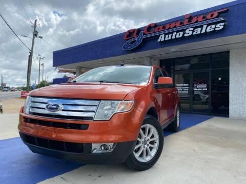2007 Ford Edge for sale at El Camino Auto Sales Gainesville in Gainesville GA