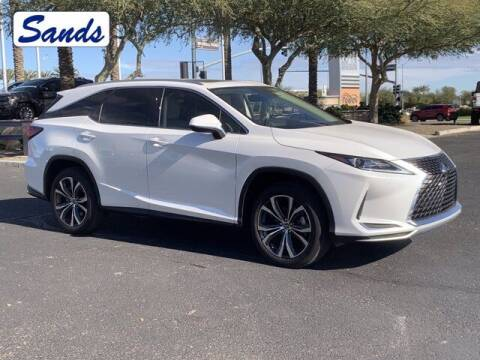 2020 Lexus RX 350L for sale at Sands Chevrolet in Surprise AZ