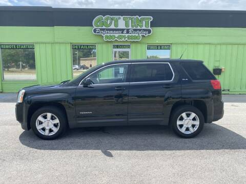 2012 GMC Terrain for sale at GOT TINT AUTOMOTIVE SUPERSTORE in Fort Wayne IN