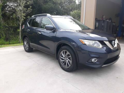 2016 Nissan Rogue for sale at Jeff's Auto Sales & Service in Port Charlotte FL