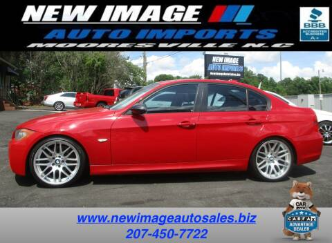 2008 BMW 3 Series for sale at New Image Auto Imports Inc in Mooresville NC