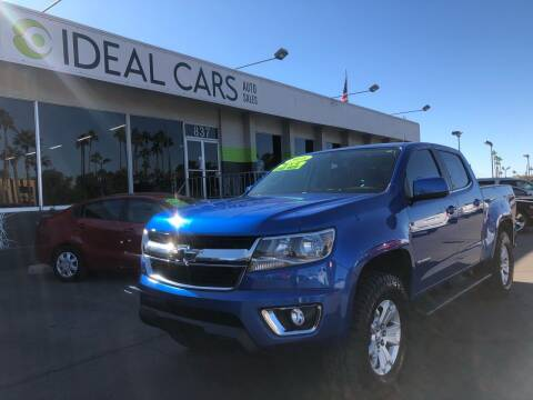 2018 Chevrolet Colorado for sale at Ideal Cars in Mesa AZ