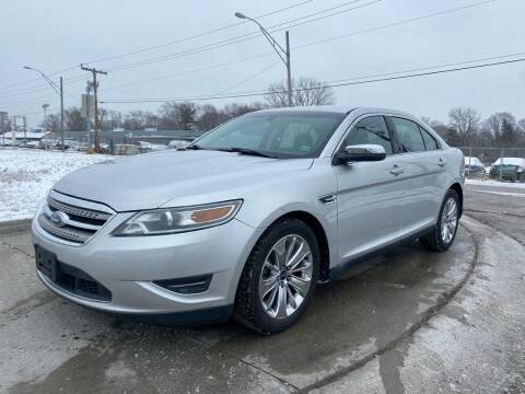 2010 Ford Taurus for sale at Xtreme Auto Mart LLC in Kansas City MO