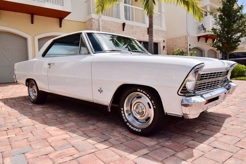 1967 Chevrolet Nova for sale at Sunshine Classics, LLC in Boca Raton FL