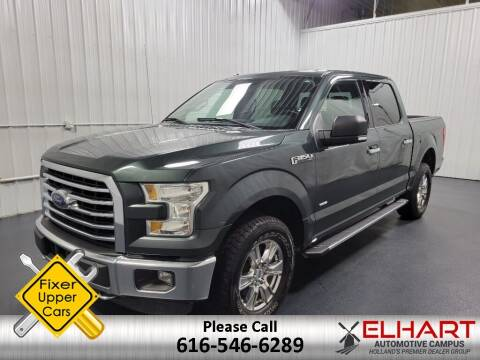 2015 Ford F-150 for sale at Elhart Automotive Campus in Holland MI