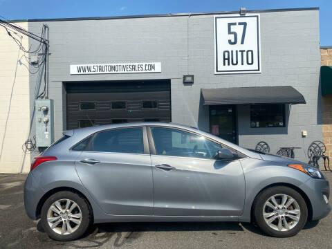 2014 Hyundai Elantra GT for sale at 57 AUTO in Feeding Hills MA