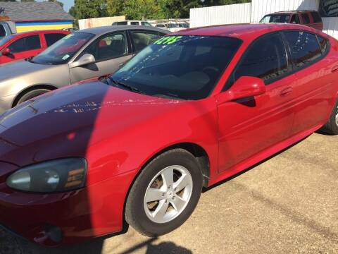 2008 Pontiac Grand Prix for sale at B & B CARS llc in Bossier City LA