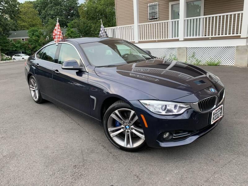 2015 BMW 4 Series for sale at PRNDL Auto Group in Irvington NJ