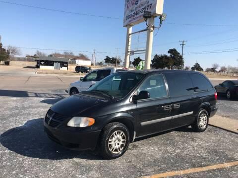 2006 Dodge Grand Caravan for sale at Patriot Auto Sales in Lawton OK