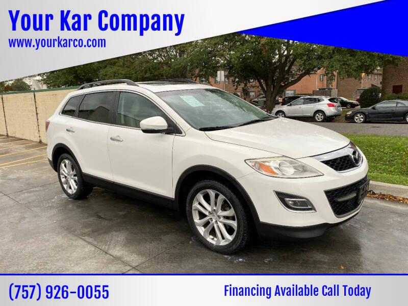 2011 Mazda CX-9 for sale at Your Kar Company in Norfolk VA