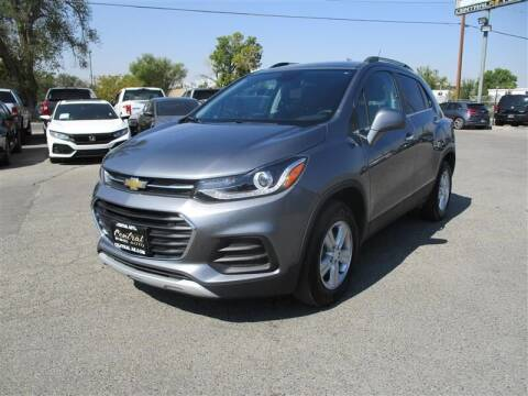 2020 Chevrolet Trax for sale at Central Auto in South Salt Lake UT