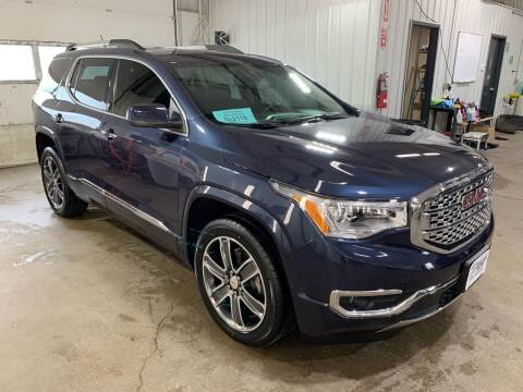 2018 GMC Acadia for sale at Premier Auto in Sioux Falls SD