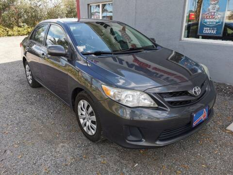 2012 Toyota Corolla for sale at All About Price in Bunnell FL