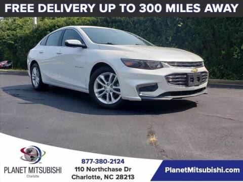 2017 Chevrolet Malibu for sale at Planet Automotive Group in Charlotte NC