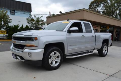 2017 Chevrolet Silverado 1500 for sale at Father and Son Auto Lynbrook in Lynbrook NY