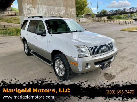 2003 Mercury Mountaineer for sale at Marigold Motors, LLC in Pekin IL