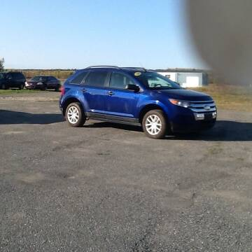 2014 Ford Edge for sale at Garys Sales & SVC in Caribou ME