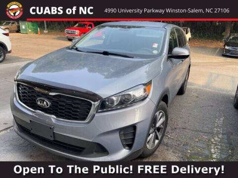 2020 Kia Sorento for sale at Summit Credit Union Auto Buying Service in Winston Salem NC