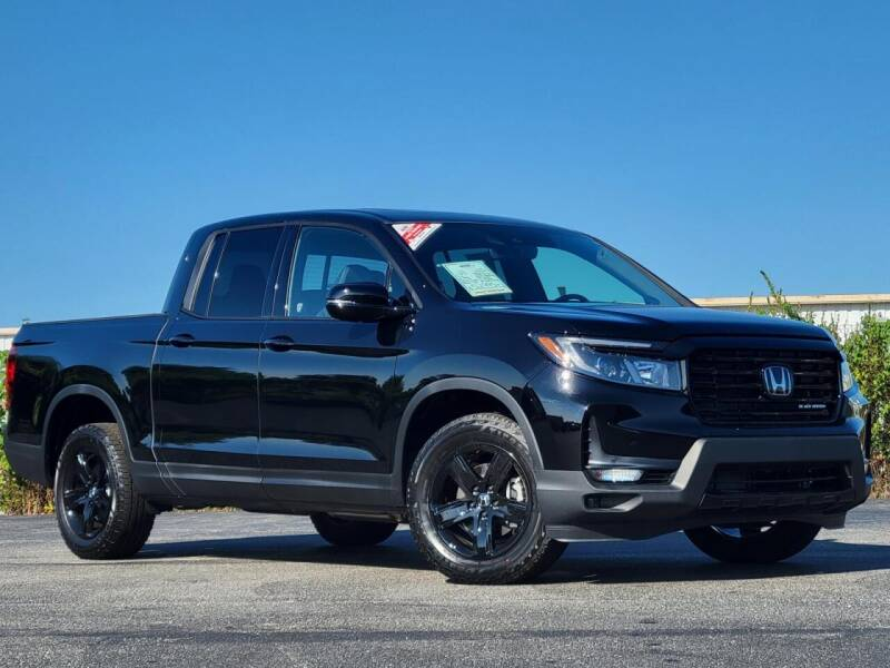 2021 Honda Ridgeline for sale at BuyRight Auto in Greensburg IN