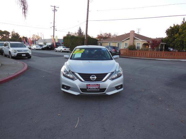 2016 Nissan Altima for sale at Top Notch Auto Sales in San Jose CA