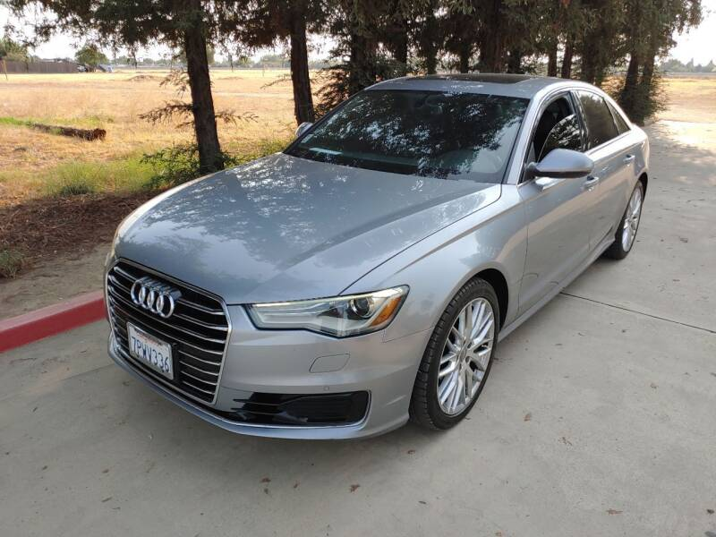 2016 Audi A6 for sale at Gold Rush Auto Wholesale in Sanger CA