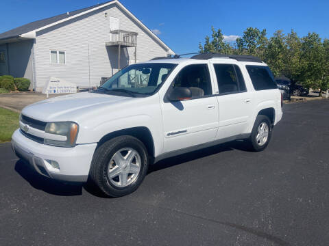 2002 Chevrolet TrailBlazer for sale at McCully's Automotive - Under $10,000 in Benton KY