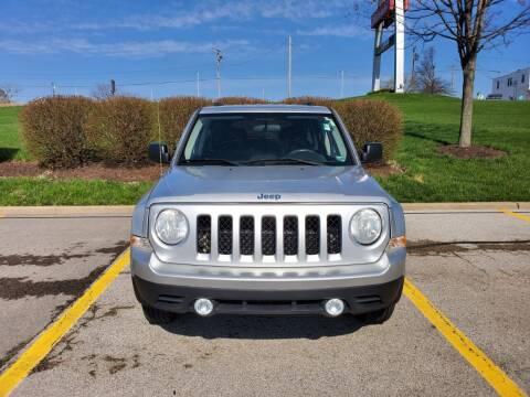 2012 Jeep Patriot for sale at Auto Nova in Saint Louis MO