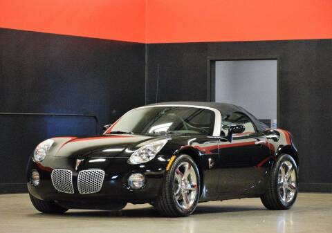 2006 Pontiac Solstice for sale at Style Motors LLC in Hillsboro OR