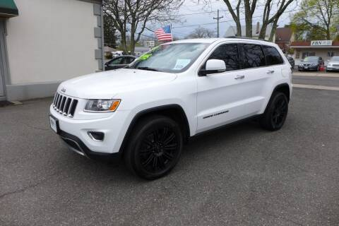 2014 Jeep Grand Cherokee for sale at FBN Auto Sales & Service in Highland Park NJ