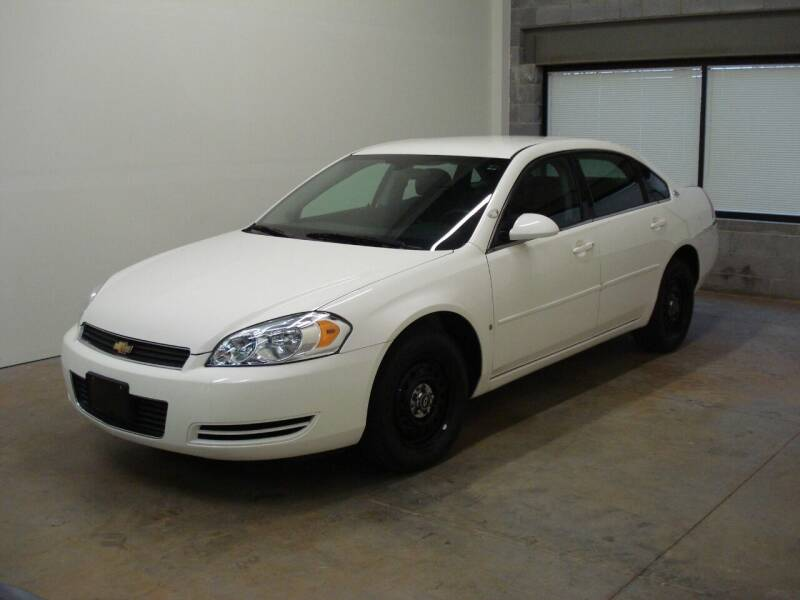 2007 Chevrolet Impala for sale at DRIVE INVESTMENT GROUP in Frederick MD
