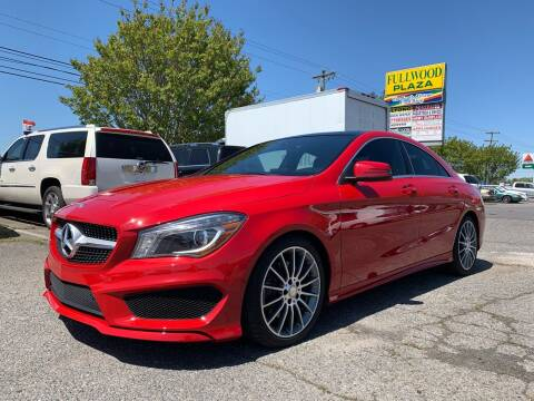 2016 Mercedes-Benz CLA for sale at 5 Star Auto in Matthews NC