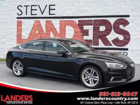 2019 Audi A5 Sportback for sale at The Car Guy powered by Landers CDJR in Little Rock AR