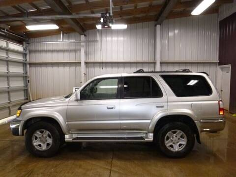 2001 Toyota 4Runner for sale at East Coast Auto Source Inc. in Bedford VA