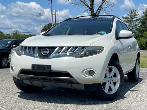 2009 Nissan Murano for sale at MAGIC AUTO SALES in Little Ferry NJ
