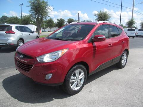 2013 Hyundai Tucson for sale at Blue Book Cars in Sanford FL