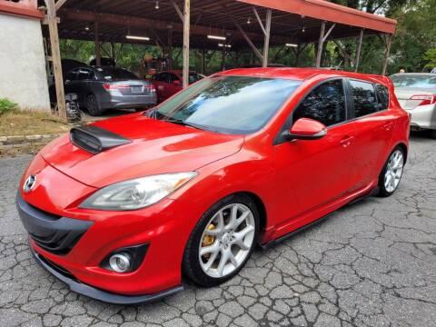 2012 Mazda MAZDASPEED3 for sale at G & Z Auto Sales LLC in Marietta GA
