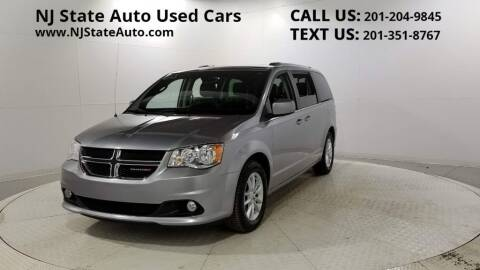 2019 Dodge Grand Caravan for sale at NJ State Auto Auction in Jersey City NJ