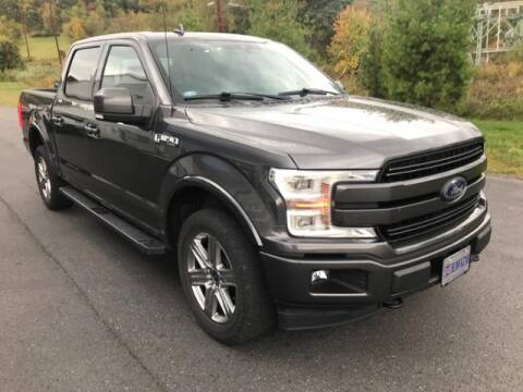 2018 Ford F-150 for sale at Hawkins Chevrolet in Danville PA