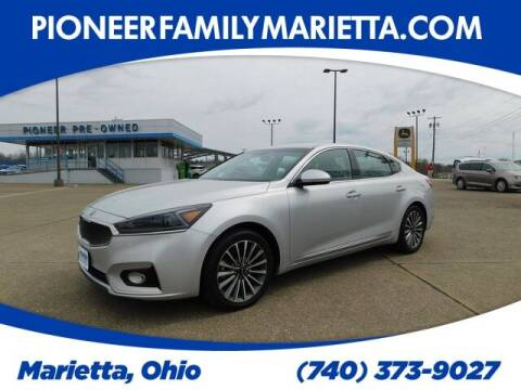 2017 Kia Cadenza for sale at Pioneer Family preowned autos in Williamstown WV