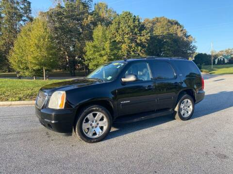 2010 GMC Yukon for sale at GTO United Auto Sales LLC in Lawrenceville GA