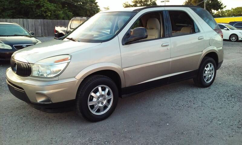 2004 Buick Rendezvous for sale at Pinellas Auto Brokers in Saint Petersburg FL