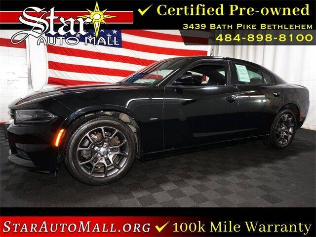 2018 Dodge Charger for sale at STAR AUTO MALL 512 in Bethlehem PA