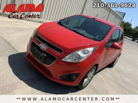 2014 Chevrolet Spark for sale at Alamo Car Center in San Antonio TX