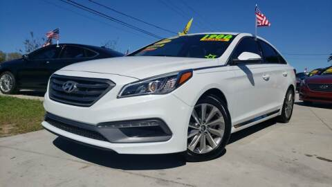 2016 Hyundai Sonata for sale at GP Auto Connection Group in Haines City FL
