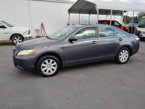 2007 Toyota Camry for sale at Big Boys Auto Sales in Russellville KY