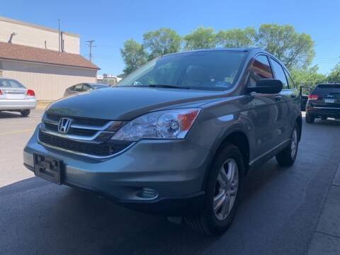 2010 Honda CR-V for sale at MIDWEST CAR SEARCH in Fridley MN